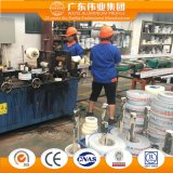 Fabricant de Guangzhou le profilé en aluminium pour portes coulissantes