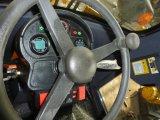 Le ce a délivré un certificat le chargeur articulé 1.5 par tonne (HQ915) avec la balayeuse de route
