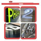 Macchina piegatubi di alluminio della lettera della Manica di CNC di funzionamento facile