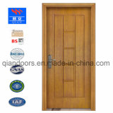 2018 puerta de madera interior caliente de la puerta de la prueba de fuego