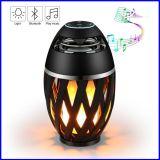 Светильник диктора атмосферы Bluetooth света пламени СИД беспроволочный