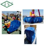 Het Broodje van het Geteerde zeildoek van pvc voor Tent, de Dekking van de Vrachtwagen, Opblaasbare Boot, Stuk speelgoed, het Afbaarden