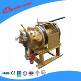 Yantai 5ton 공기 윈치 피스톤 모터 유형 압축 공기를 넣은 공기 윈치