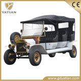 Attraktives 4 Rad 4 Seater Golf-elektrisches Auto