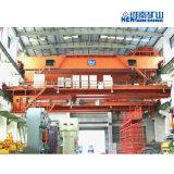 Qd 모형 두 배 대들보 머리 위 브리지 기중기 60 톤