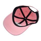 La manera se divierte la gorra de béisbol de encargo de la insignia del bordado del casquillo