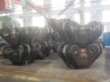 Pièce de usinage de usinage de usinage faite sur commande de commande numérique par ordinateur de pièces de précision en acier de la Chine