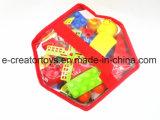 Bricolaje nuevos bloques de edificio 46pcs juguetes intelectual