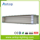 T8 de LEIDENE Lichte Commerciële Verlichting van de Buis met de Dekking van Alumium & van PC