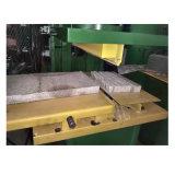 Máquina de estampación de piedra hidráulico para el reciclaje de residuos baldosas de piedra