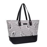 새로운 Handbag 디자인에 의하여 인쇄되는 PU 여자 끈달린 가방 숙녀