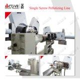 Plastique PE PP PVC Pelletizer/bouletage Machine/Ligne/bouletage la granulation de machine