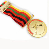 Army Custom Good Quality Hardware Enamel Military Medal
