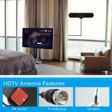 Antenna dell'interno sottile di carta piana di Digitahi DVB-T TV di disegno dell'alto segnale con l'amplificatore staccabile