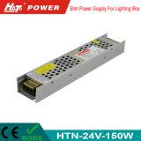 24V 6Um transformador LED 150W AC/DC Fonte de alimentação Comutação Has