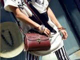 印刷を用いるHandbag Crossbody Bag 2017の方法PUの女性