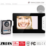 7 Inches Hands Free Color Video Door Phon