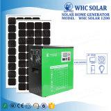 Generatore solare solare ibrido del sistema 1kw di alta efficienza per la casa