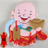 Imán budista Artware del refrigerador del estilo del Bodhisattva