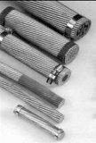 Conductor reforzado acero de aluminio (ACSR) del conductor