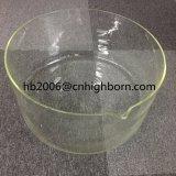 石英ガラスの水晶およびBorocilicateのガラス蒸発皿