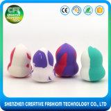 Бесплатный образец смешивать цвета Gourd формы красоты губки губки для макияжа