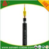 La Chine fournisseur de câble en cuivre 450/750V Core isolant en PVC Gaine en PVC souple blindé tressé Câble de commande