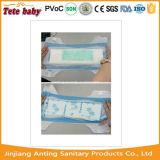 新しいデザインディストリビューターは中国の柔らかい通気性の使い捨て可能な赤ん坊のおむつがほしいと思った