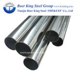 ASTM 201 202 304 316L 310S 2205 ERW ha saldato il tubo impresso temprato senza giunte Polished dell'acciaio inossidabile per la decorazione industriale