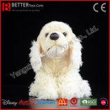 En71 de Realistische Gevulde Dierlijke Hond van de Cocker-spaniël van het Stuk speelgoed van de Pluche Zachte Engelse