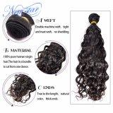 Новые оптовые индийские естественные человеческие волосы девственницы Remy волны 2017