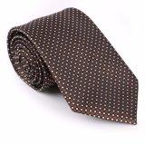 PONTO à moda Necktie-04 tecido seda