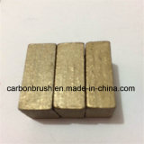 Hochwertige Kohlebürste verwendet für den Marmor-Schnitt
