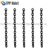 Сверхмощный цепь сваренная сталью
