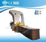Hba120-110125 el Ce, SGS calificó las máquinas de embalaje de la prensa horizontal hidráulica