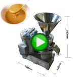 Edelstahl-Erdnuss-Sesam-Mandel-Butterhersteller-aufbereitende Maschine (WSS)