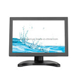 16: de 10 pulgadas Monitor TFT de 10 con HDMI/VGA/lector USB y conector BNC