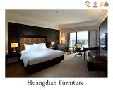 Conjuntos modernos al por mayor de los muebles del dormitorio del hotel de Woodern de la fábrica (HD031)