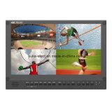 "15.6"" 4K/videocámara Full HD DSLR y monitor LCD con 12G-SDI, 4K Las entradas HDMI."