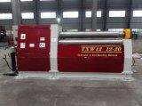 Четыре валика подвижной плиты машины (TXW12-12*2000)