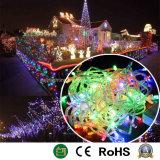 Luz de Natal da luz de seqüência do LED