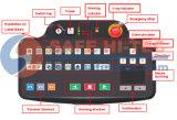 Gepäckinspektion Röntgenmaschine, damit Schule Gewehr, Schmuggelware SA6040 entdeckt