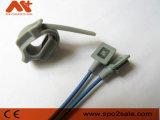 Sensor adulto do grampo SpO2 do dedo da tecnologia de Pach, 10FT