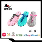 Fashion Style Hot Sale femme Flip Flop pantoufles