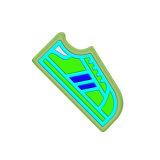 広東省3Dゴム製冷却装置磁石
