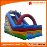 Trasparenza rimbalzante del pinguino del Bouncer del castello di /Jumping del giocattolo gonfiabile della Cina (T4-193)