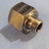Части CNC частей CNC выполненного на заказ алюминия подвергая механической обработке поворачивая