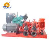 Motor diesel bomba de agua de riego