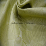 100 % polyester Tissu jacquard rideau d'indisponibilité