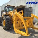 Het Suikerriet van Ltma ATV 12t/de Lader van het Logboek met Uitstekende kwaliteit